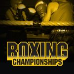 Boxing Championships Poster