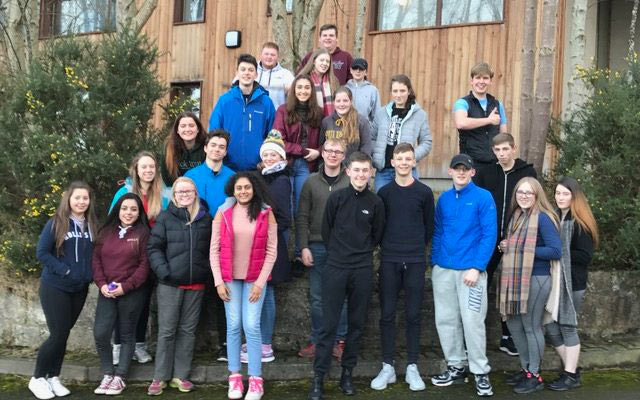 CAUSEWAY YOUTH EXCHANGE PROGRAMME