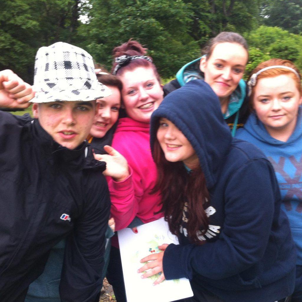 Boys & Girls Clubs Outdoor Event
