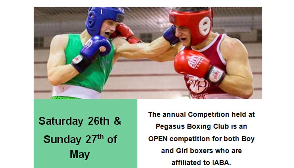 BOYS & GIRLS BOXING COMPETITION-2018