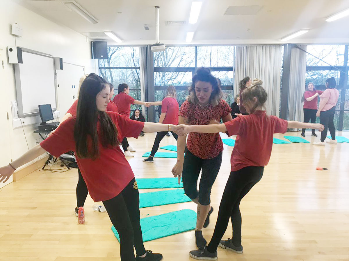 Do Something Active Yoga