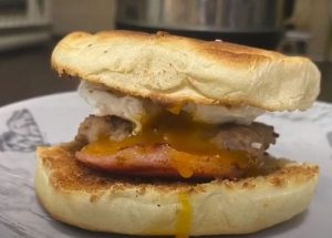 Egg McMuffin & Pizzas by The Do Something Active Team