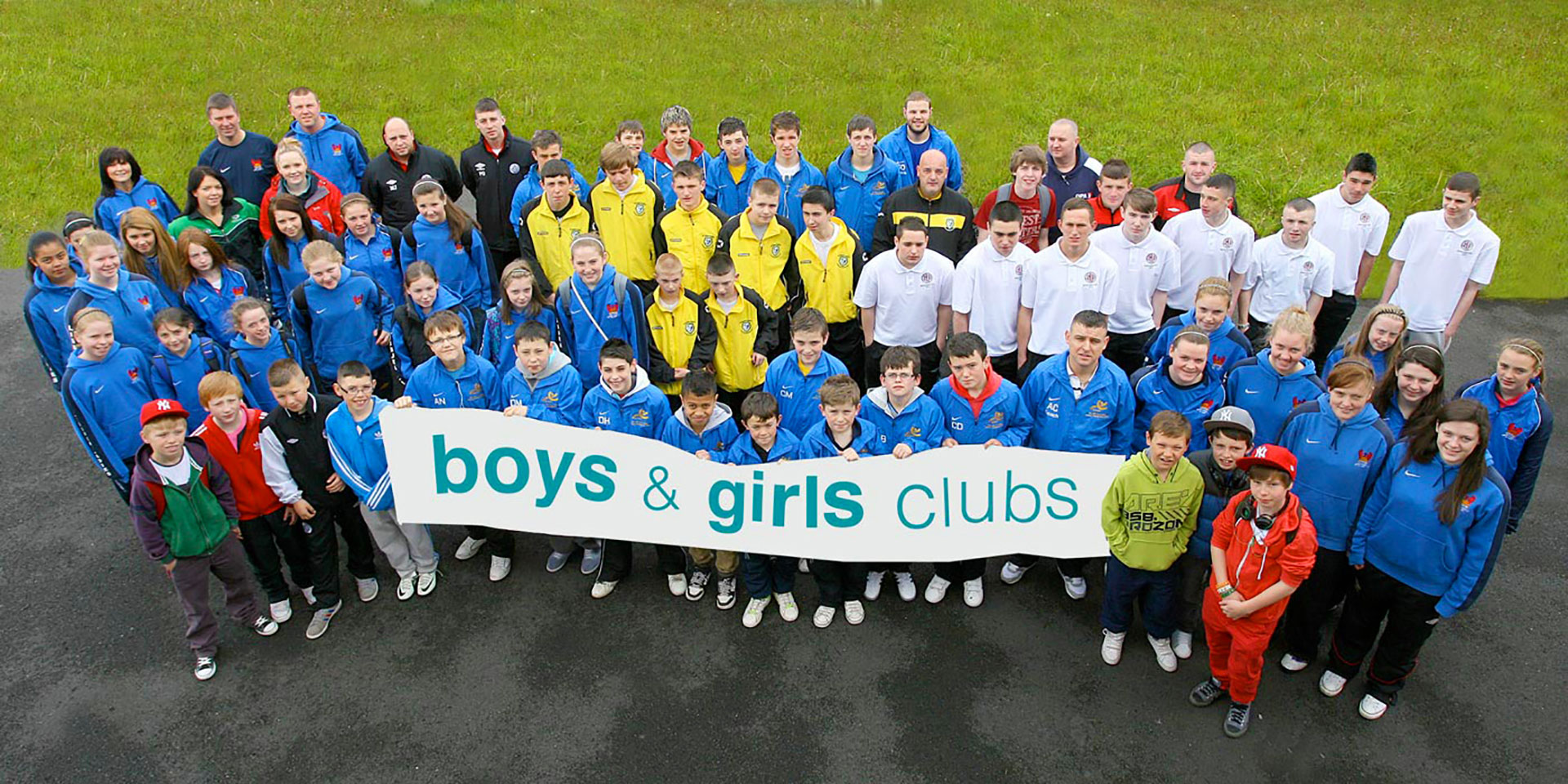 Boys & Girls Clubs NI