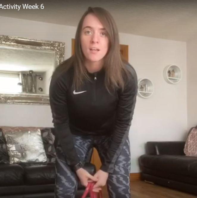 Physical Activity Week 6