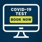 Covid NI book a test