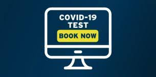Covid NI book a test