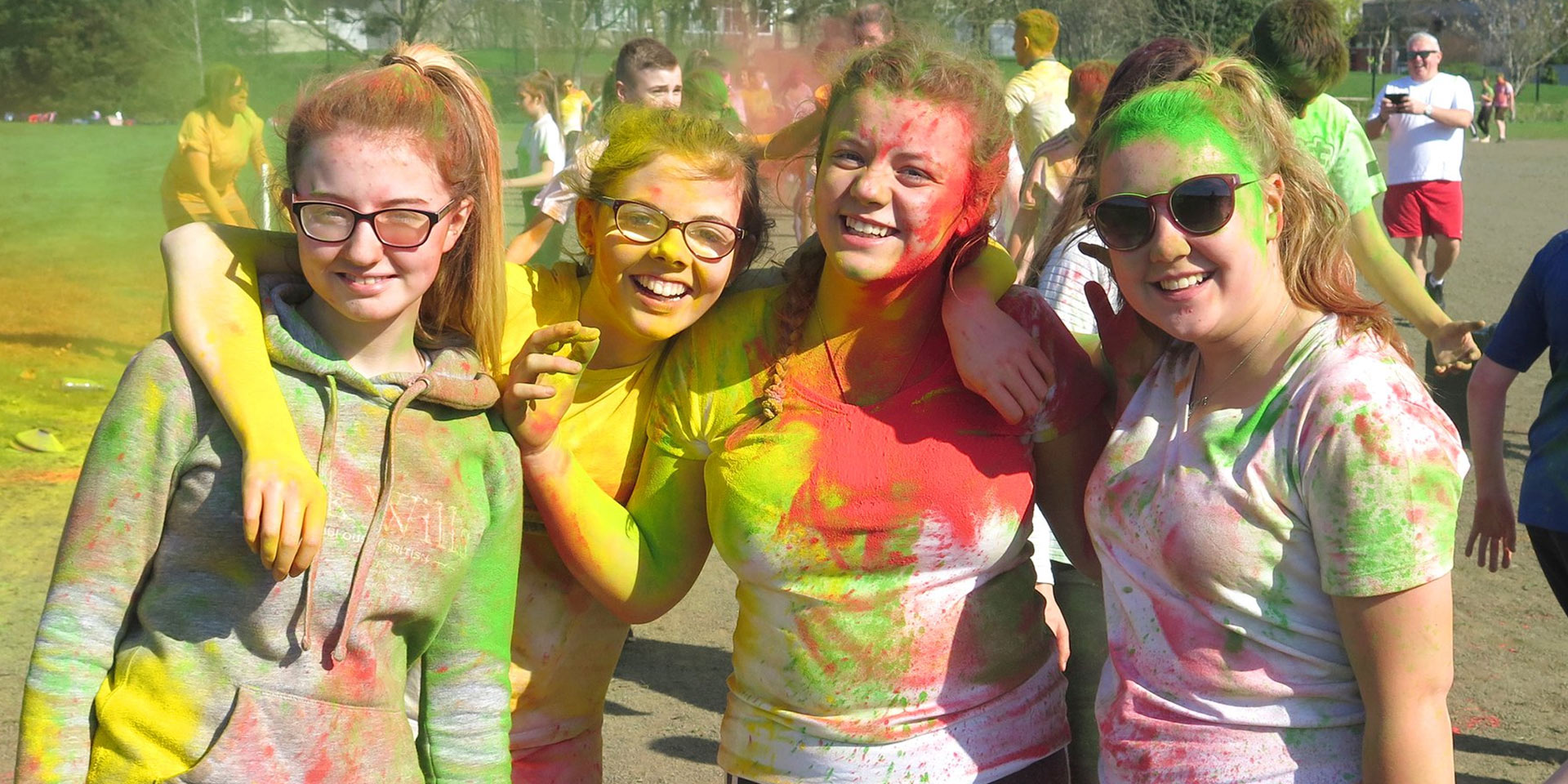 Paint Fight Banner Picture