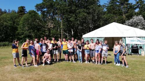 Adventure Camps-Tollymore Forest Park June 2018