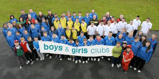 Boys & Girls Clubs Banner Picture