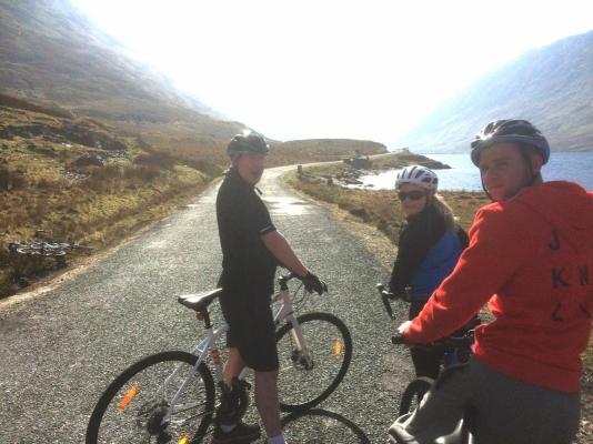 Boys & Girls Clubs Cycling