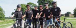 Four week cycling programme